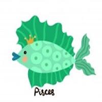 Zodiac Sign Pisces.