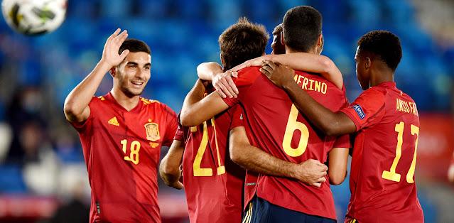 Spain vs Switzerland – Highlights