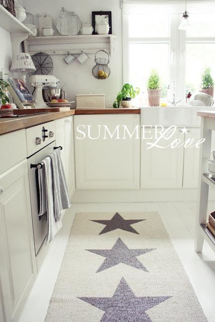 Alfombras en la cocina  Decorar tu casa es facilisimocom