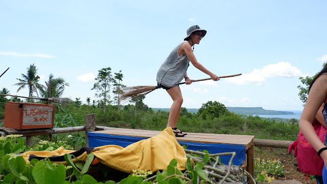 broomstick ride siquijor