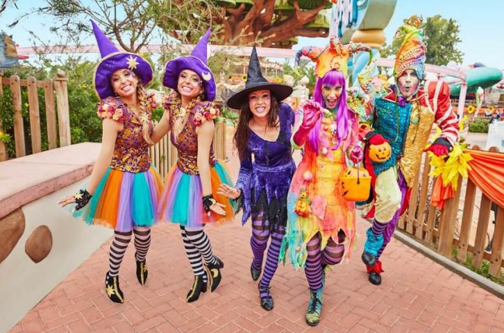 Halloween de PortAventura 2018