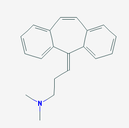 Cyclobenzaprine structure
