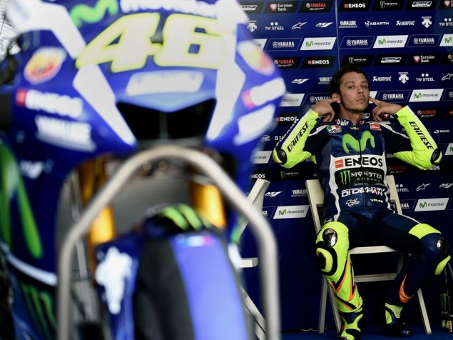 Gagal di Belanda dan Jerman, Rossi Salahkan MotoGP