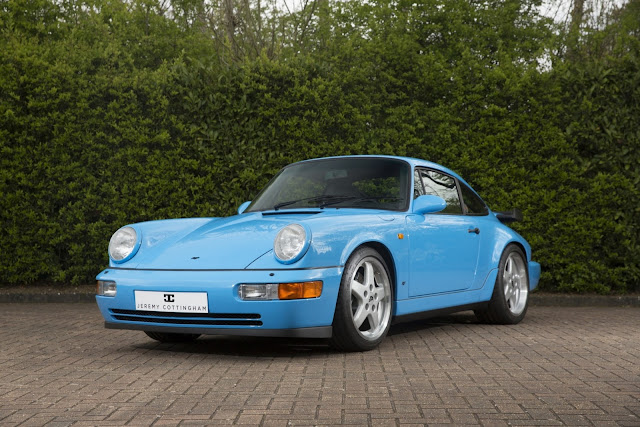 1992 Ruf RCT EVO for sale at Jerem Cyottingham for GBP 350,000 - #Ruf #Porsche #tuning #for_sale
