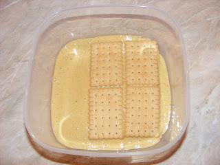Preparare tiramisu de post reteta tort prajura desert cu biscuiti fructe si cereale retete,