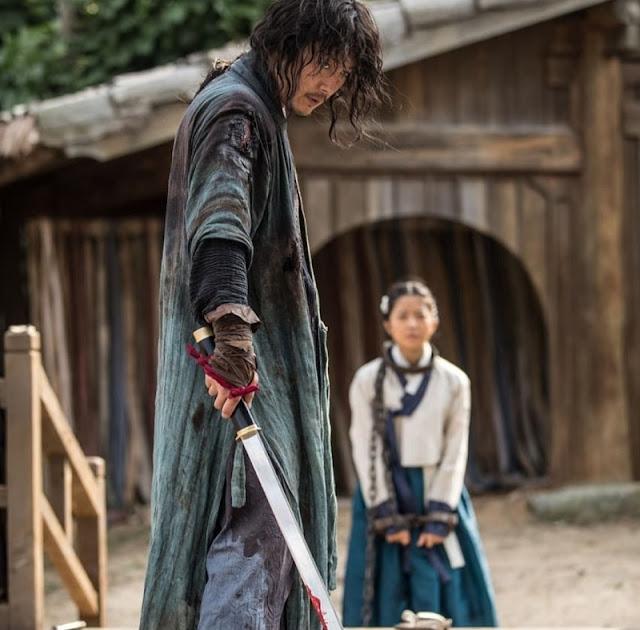 Review Film The Swordsman 2020 Joseon Qing