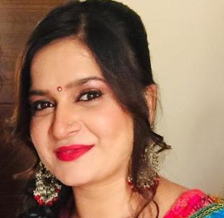 Nilofar Gesawat Crime Alert Lead Female Actress