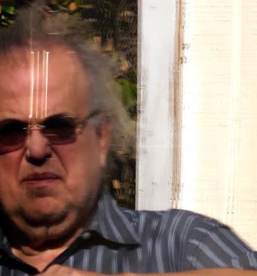 David Ocker - angry selfie