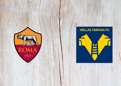Roma vs Hellas Verona -Highlights 31 January 2021