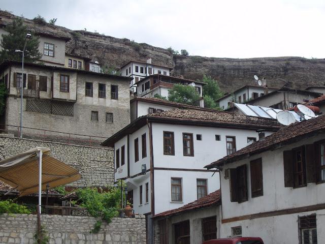 Safranbolu Tarihi Evleri