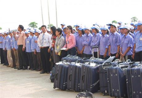 2 tháng đầu năm, 15.605 lao động đi làm việc ở nước ngoài