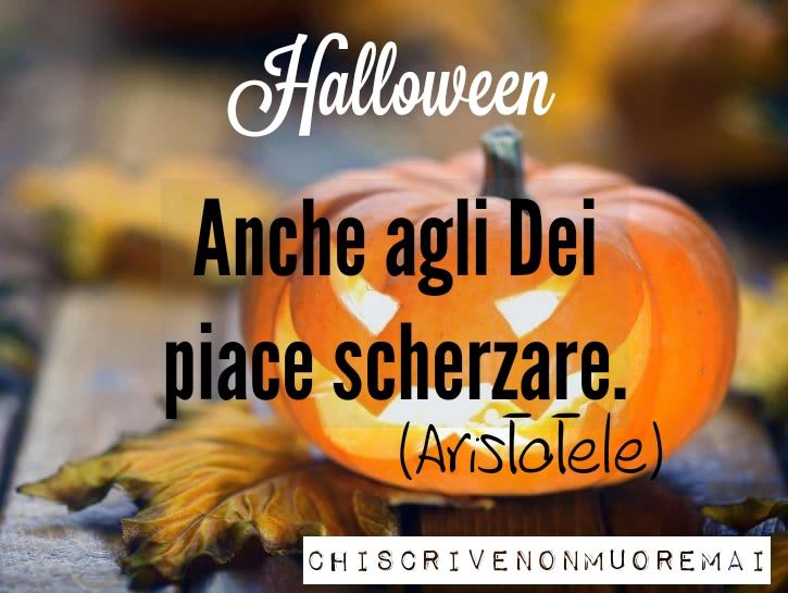 Buona Festa Di Halloween.Chi Scrive Non Muore Mai Buona Festa Di Halloween Al Insegna Della Leggerezza
