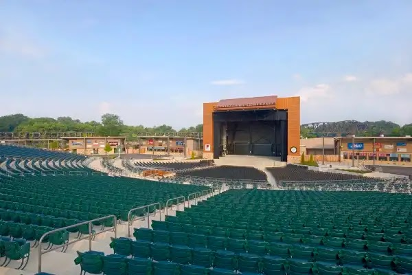 things to do in tuscaloosa : The Tuscaloosa Amphitheater