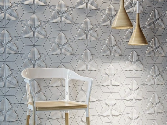 20 Decorative 3D wall art panels and stickers