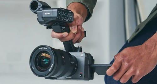 FX3 - Sony's least expensive cinema camera
