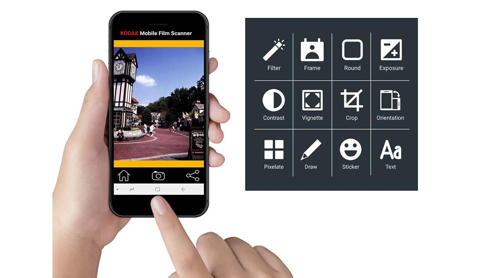 Сканер фотопленки Kodak
