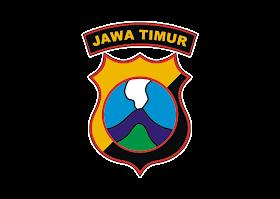 Polda Jawa Timur Logo Vector download free