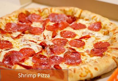 Recipe For Shrimp Pizza
