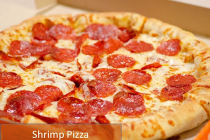 Recipe For Shrimp Pizza Homemade