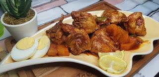 Novuhair partnered with Chefy Wifey's Kitchen