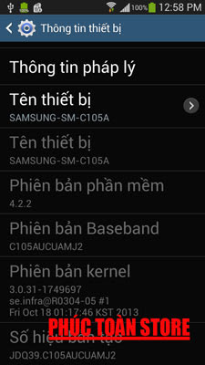 Tiếng Việt S4 Zoom C105A alt