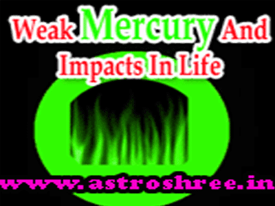 astrologer for weak mercury remedies