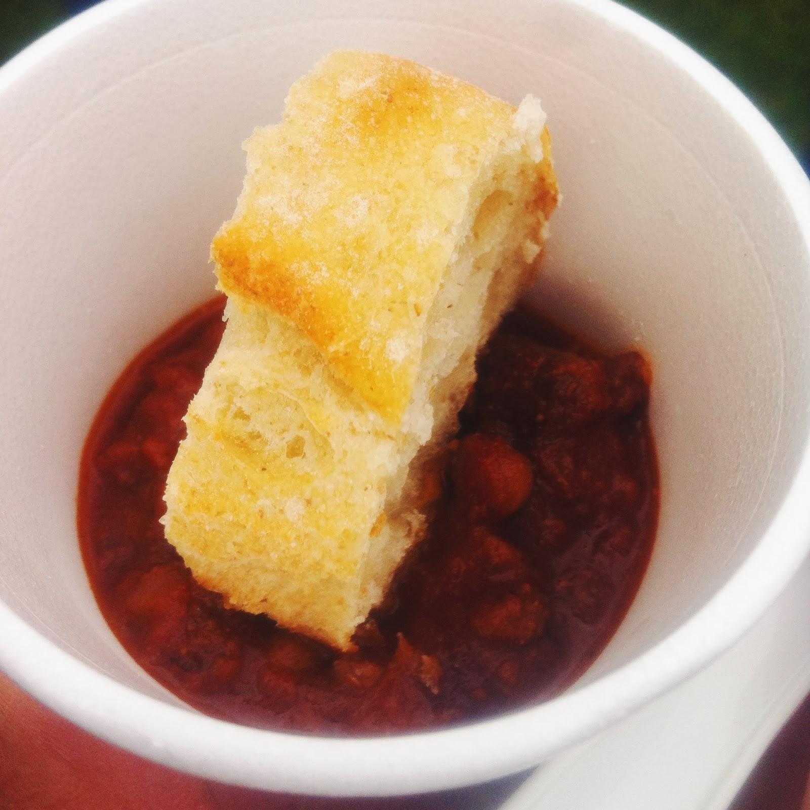 Farmhouse Rules Cornbread Recipe The Staycationer Taste Of Kingston 23rd Annual Chilifest