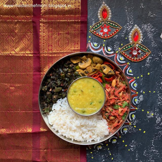 Pressure Cooker Dal Recipe