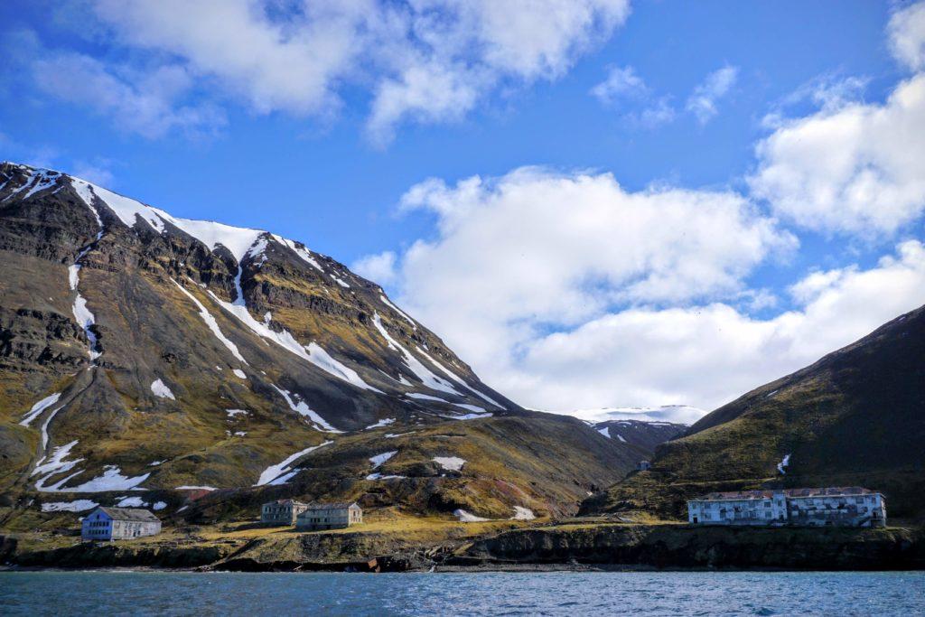 Медвежий остров (Бьёмёия) в Норвегии