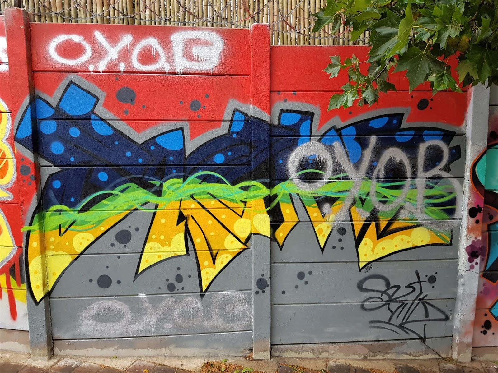 27 Wall Art in Northcliff Ridge Eco Park Joburg SA PhotoYatra ...