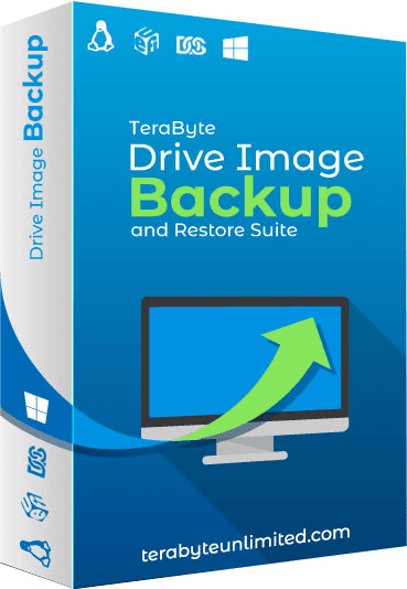 TeraByte Drive Image Backup & Restore Suite 3.38 poster box cover
