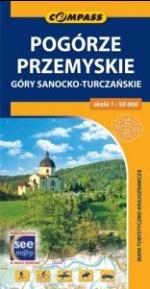 Pogórze Przemyskie i Góry Sanocko-Turczańskie