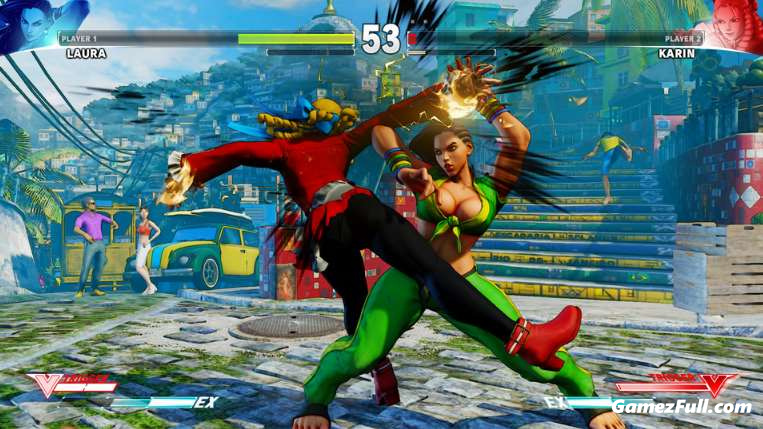 Street Fighter V Arcade Edition PC Full Español