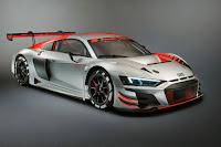 Audi R8 LMS GT3 2019 Front Side
