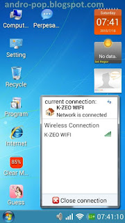 Cara Instal Tampilan Windows 7 di HP Asus Zenfone