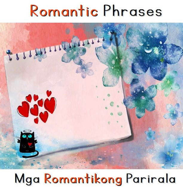 Romantic Phrases in Tagalog