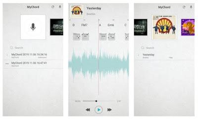 تطبيق كاشف الأنغام الموسيقية لأي مقطع موسيقي | MyChord