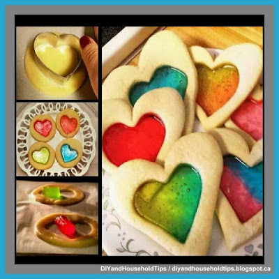 Stain Glass Sugar Cookies