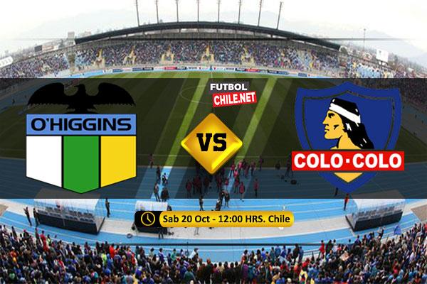 PREVIA: O´Higgins vs Colo-Colo