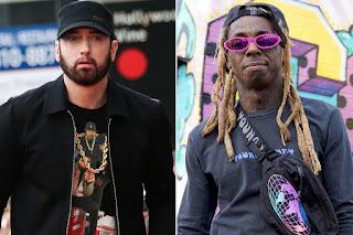 Eminem Humbly Told Fans His Lil Wayne Top Lyrics Of Time