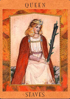 Argine Queen Of Staves
