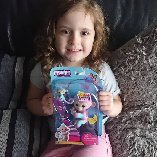 Fingerlings The BFF Collection - Review