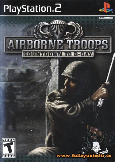 Airborne Troops Countdown to D-Day PS2