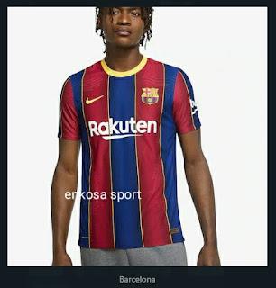 Jersey bola murah Barcelona