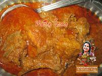 viaindiankitchen - Mutton Korma