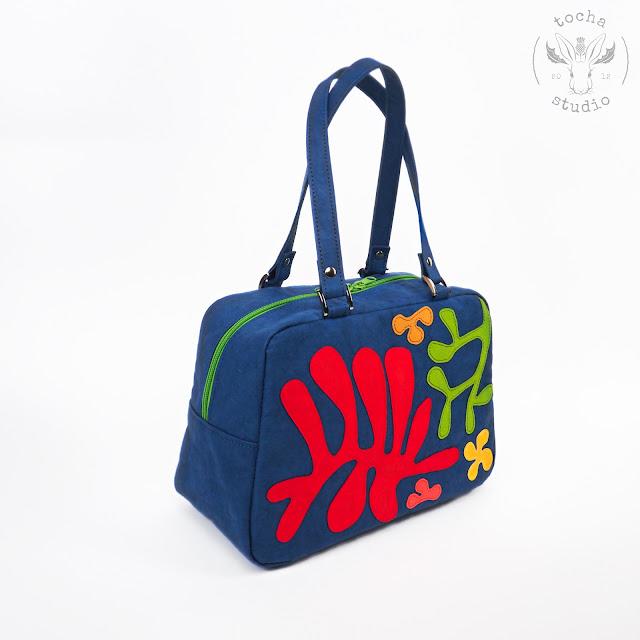 Matisse inspired bag