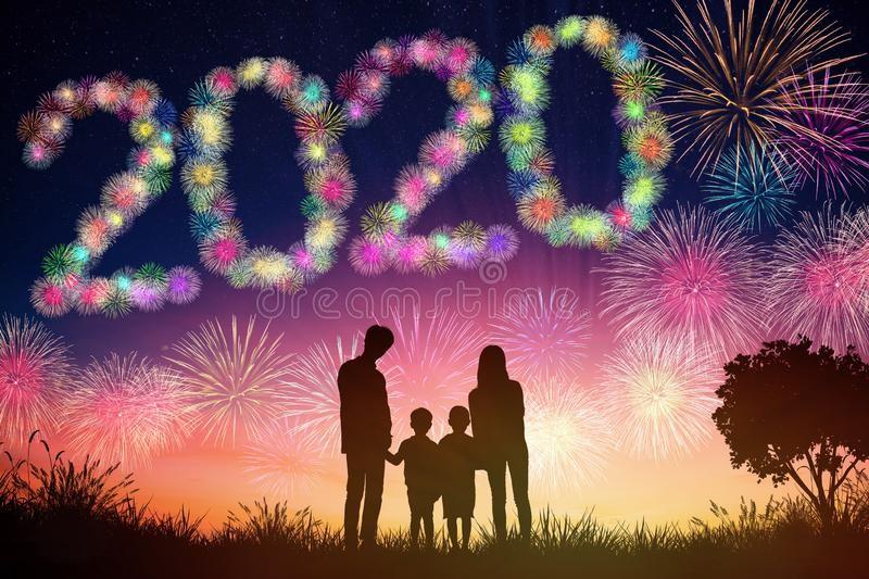happy new year phota