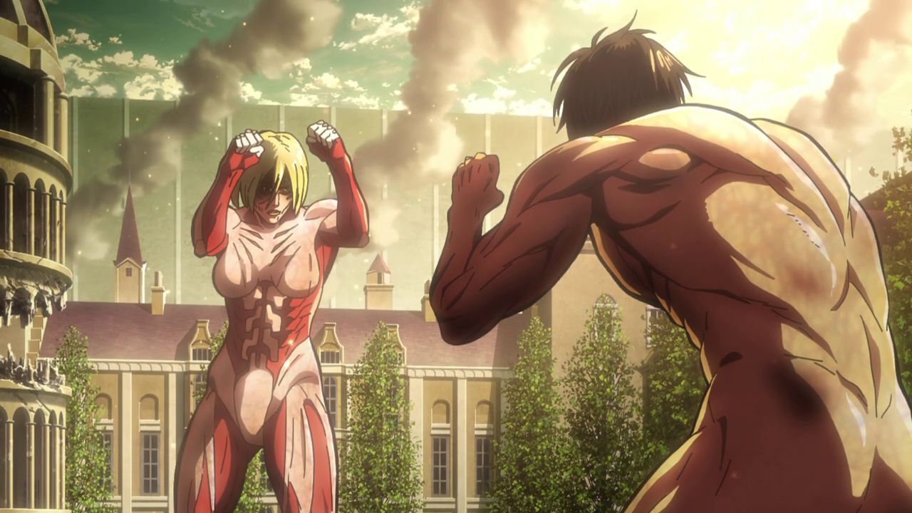 Goongala's Grumbles: 'Attack on Titan' Ep. 25: Something's Odd About Those  Walls...