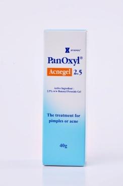 Panoxyl รักษาสิว