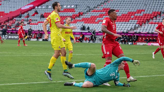 Joli but de Ellyès Skhiri face au Bayern (Vidéos)